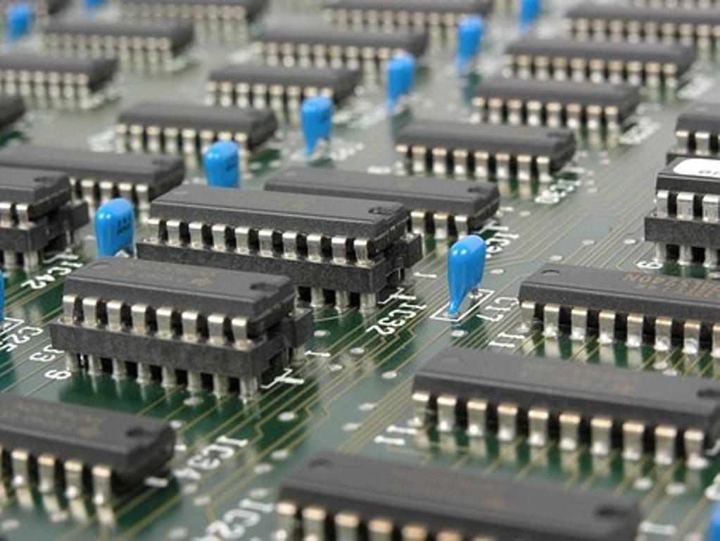 L'industrie du secteur de la technologie et de l'énergie