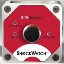 Impact and environmental conditions recorder