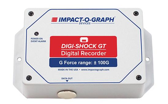 Registrador Digi-shock G/GT