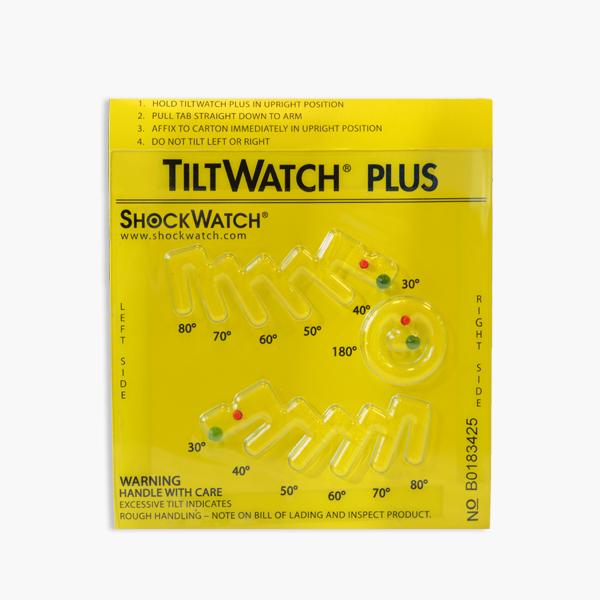 Indicador de vuelco Tiltwatch Plus