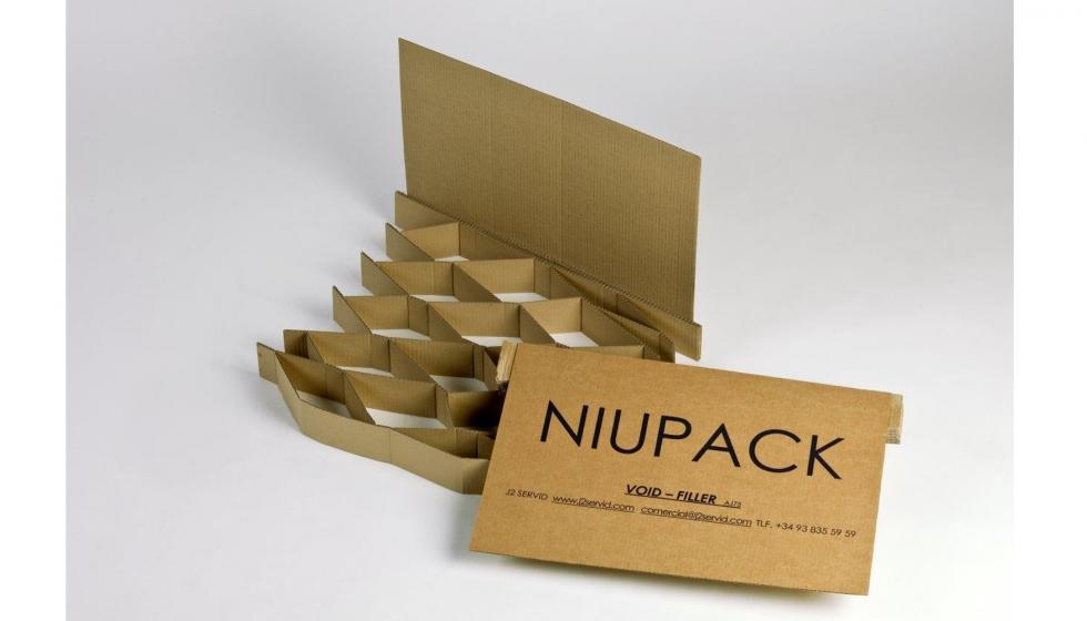 Separador de palets Niupack
