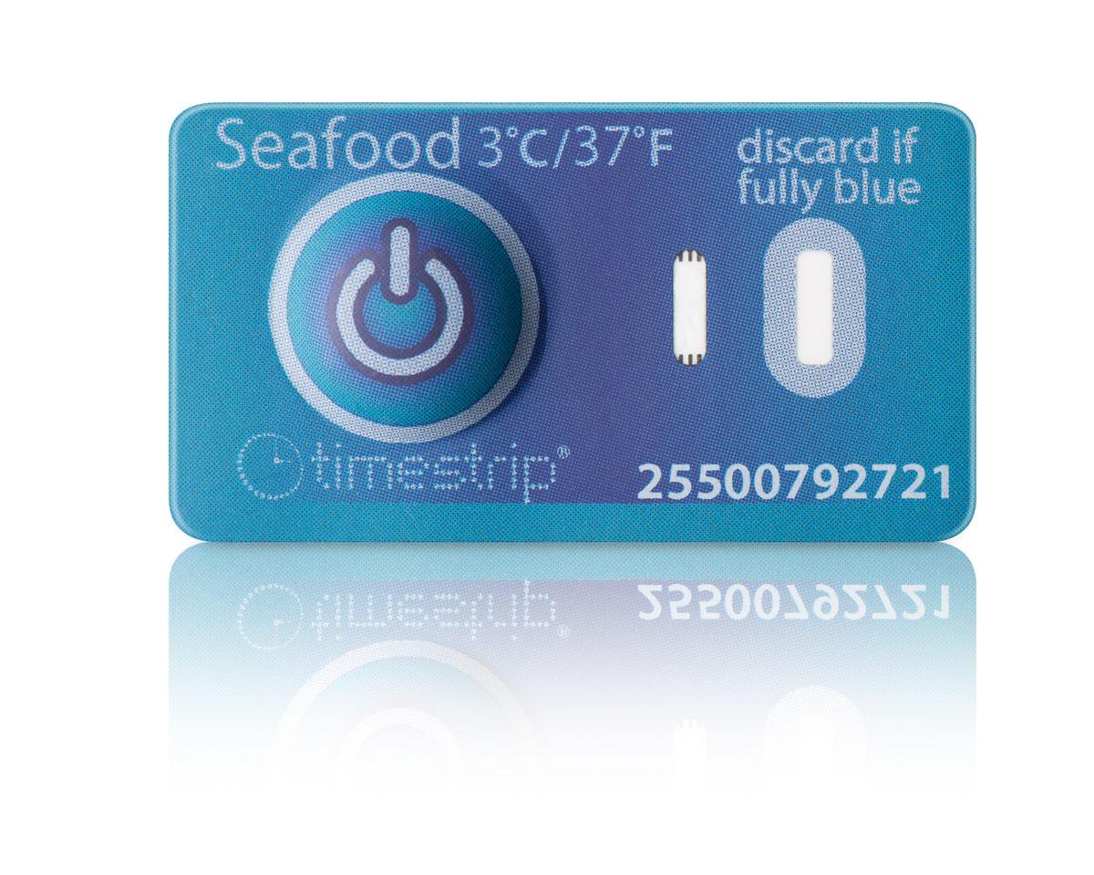 Indicadores de temperatura Food
