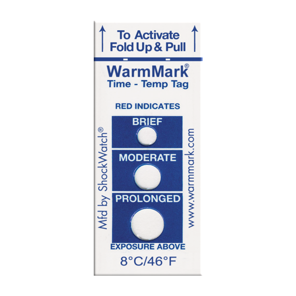 WarmMark temperature indicators buy online