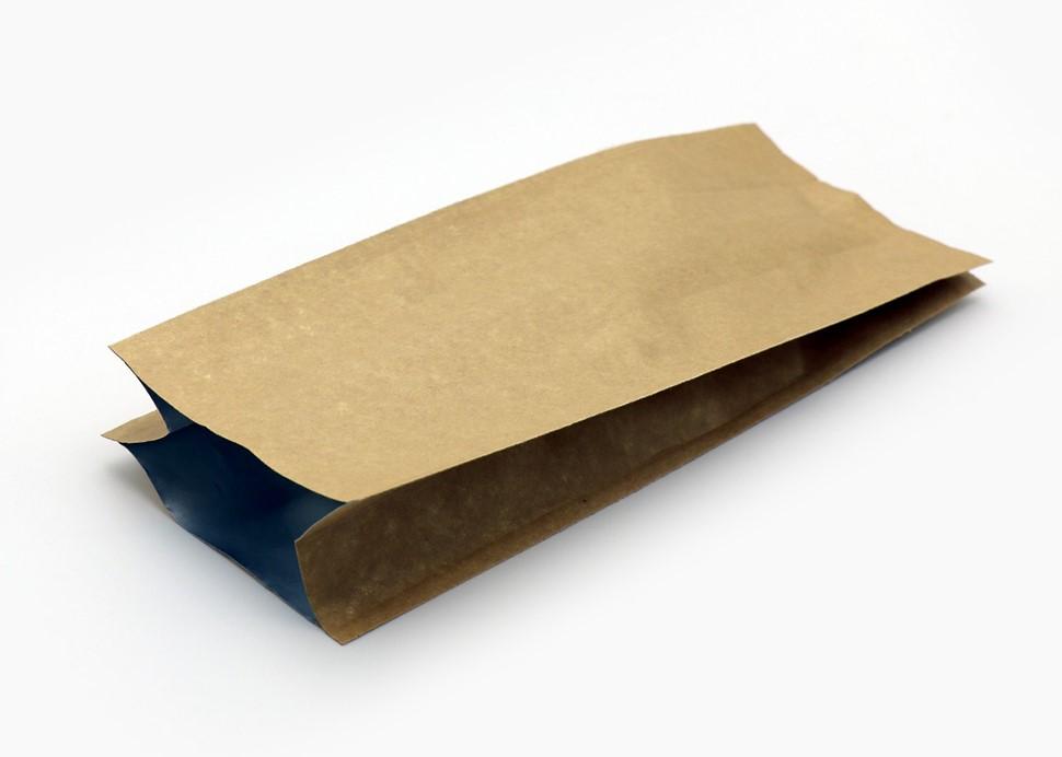 Bolsas con fuelles laterales de aluminio