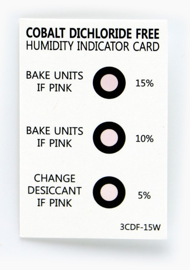 Reversible Humidity indicator 5-15