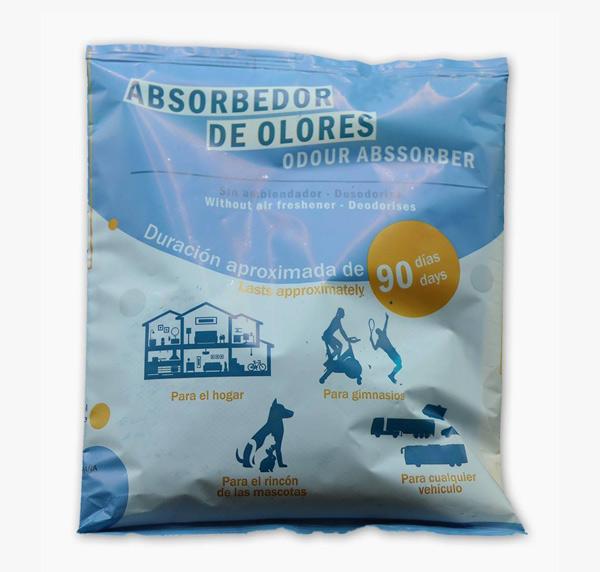 Odor remover bag