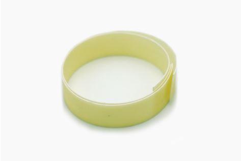cinta de polimero activo