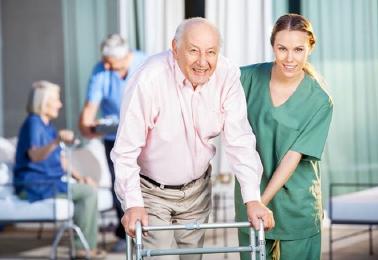 Purificador de volátiles geriátricos