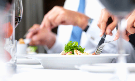 Volatile organic compound purifier for hospitality industry