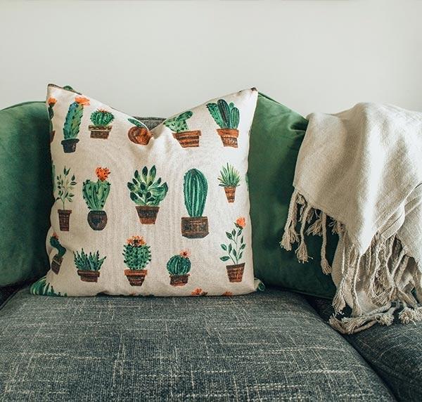 Protector de tejidos sofá