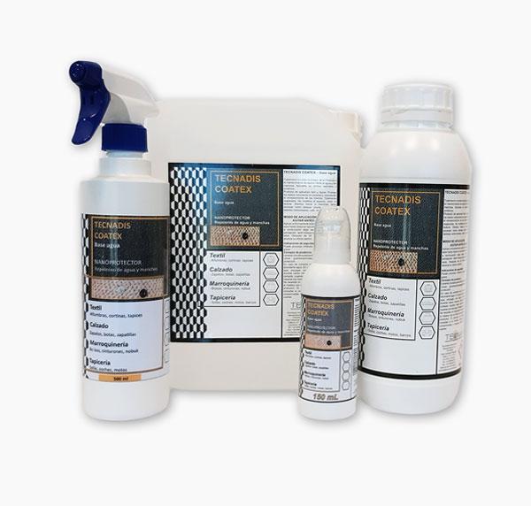 Repelente de agua para tejidos