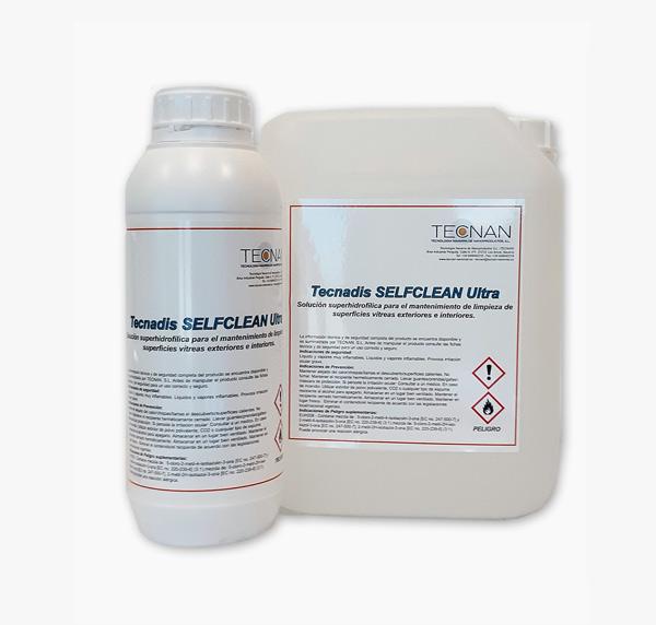 Protector para cristales superhidrofílico
