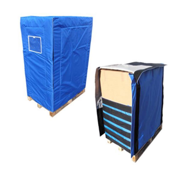 Isothermal Pallet cover