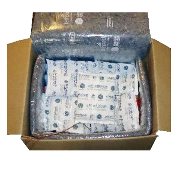 isothermal kit eco with flexible ice packs