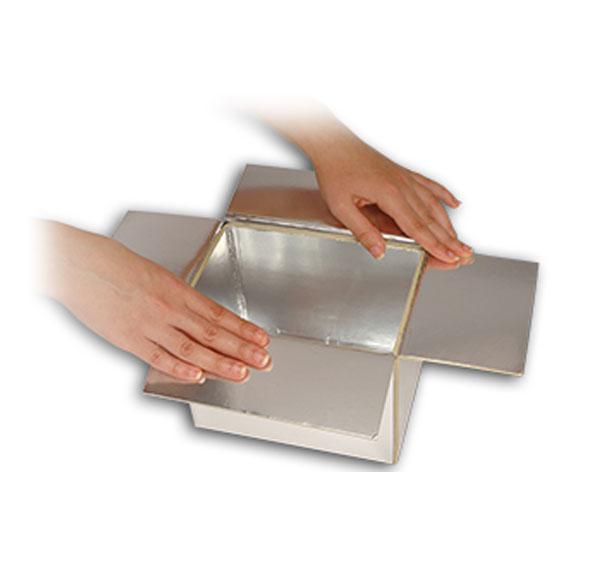 Caja isotérmica plegable Lipbox