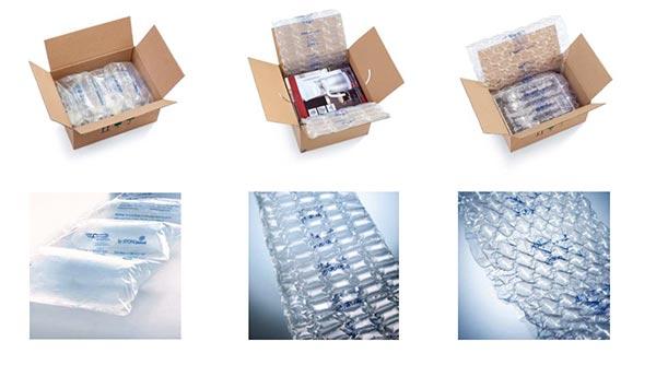 AIRmove Sercalia, Sistema relleno con burbujas