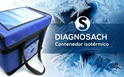 Diagnosach, contenedor isotérmico para muestras biológicas