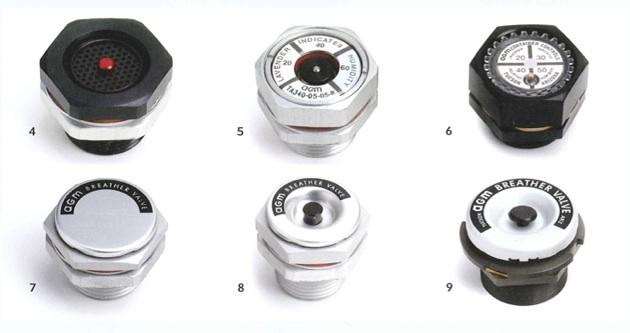 Válvulas de compensación de presión